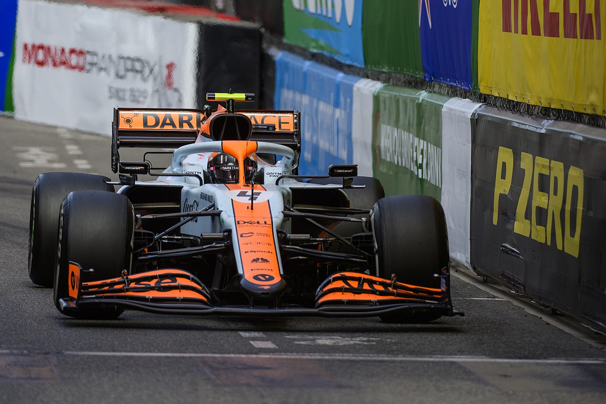 Norris not utterly relaxed with the McLaren regardless of his podiums - Motor Informed