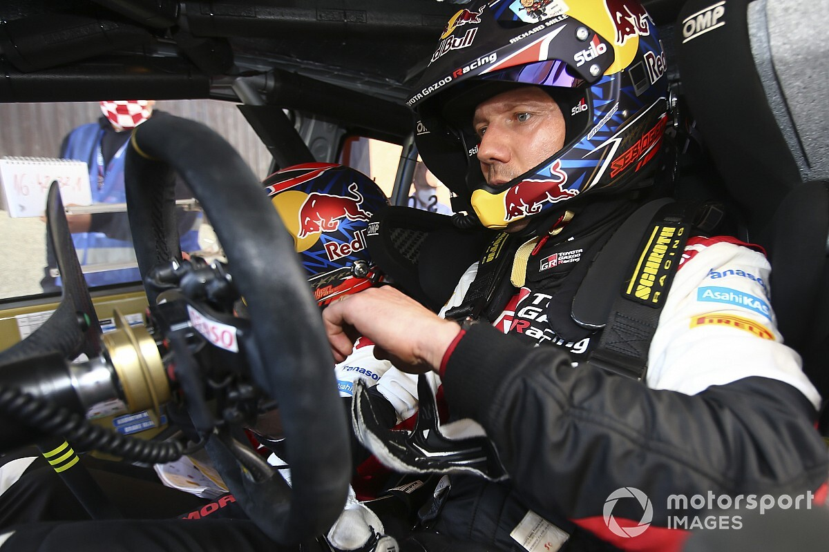 """Ogier: """"Chief in Sardinia, I hadn't deliberate to listen to him"""" - Motor Informed"""