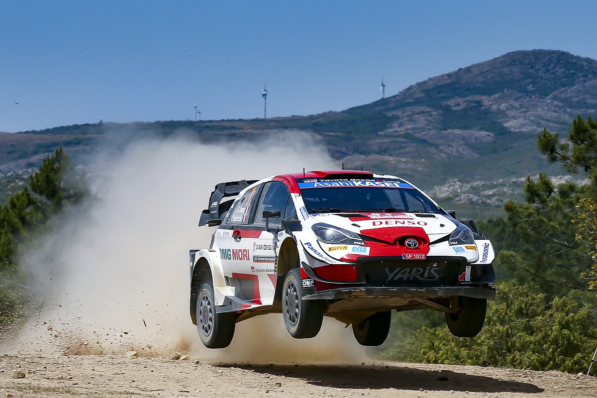 Ogier wins after a loopy Rally of Sardinia - Motor Informed