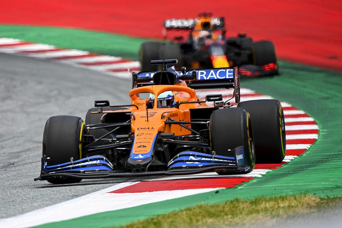 Ricciardo and Ocon first pursuers of Verstappen - Motor Informed