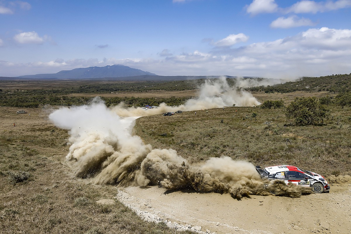 The Safari Rally on the WRC calendar at the very least till 2023 - Motor Informed