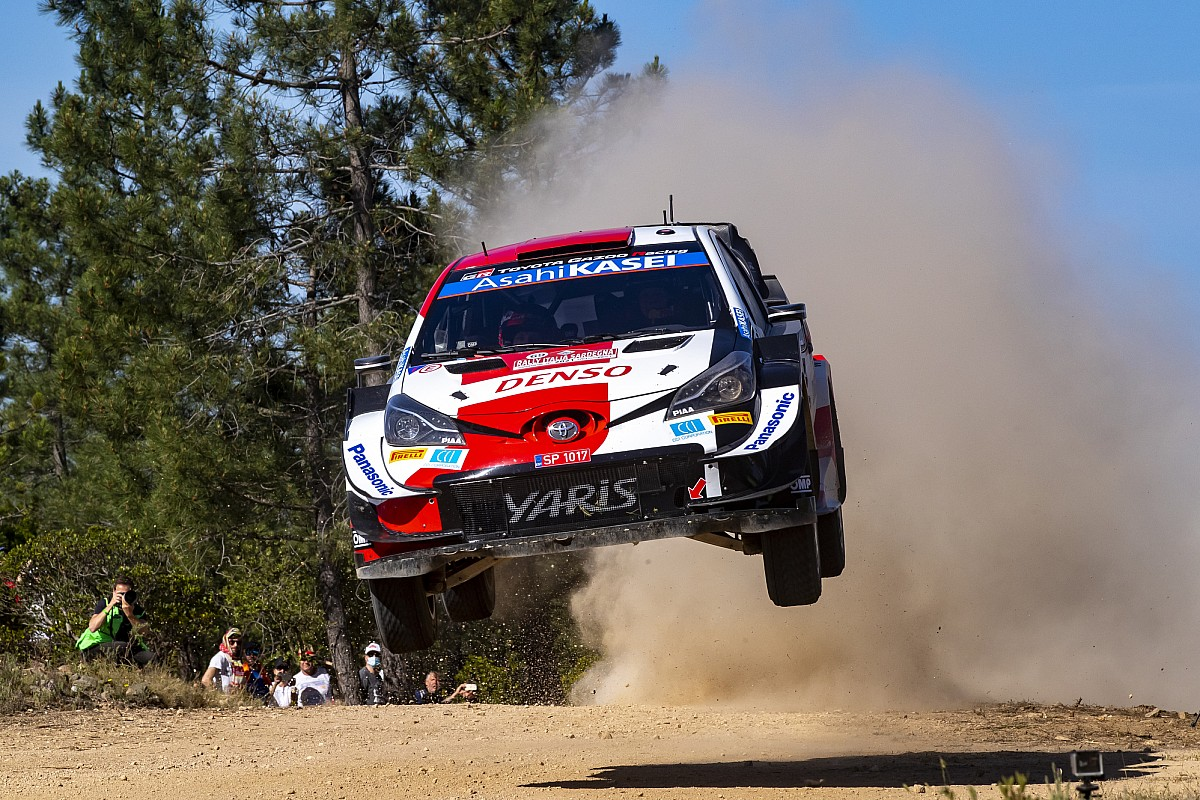 The lights are inexperienced for Ogier and Toyota - Motor Informed
