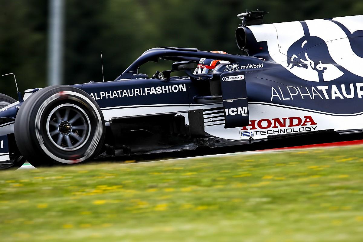 Tsunoda penalized on Styrian GP grid - Motor Informed
