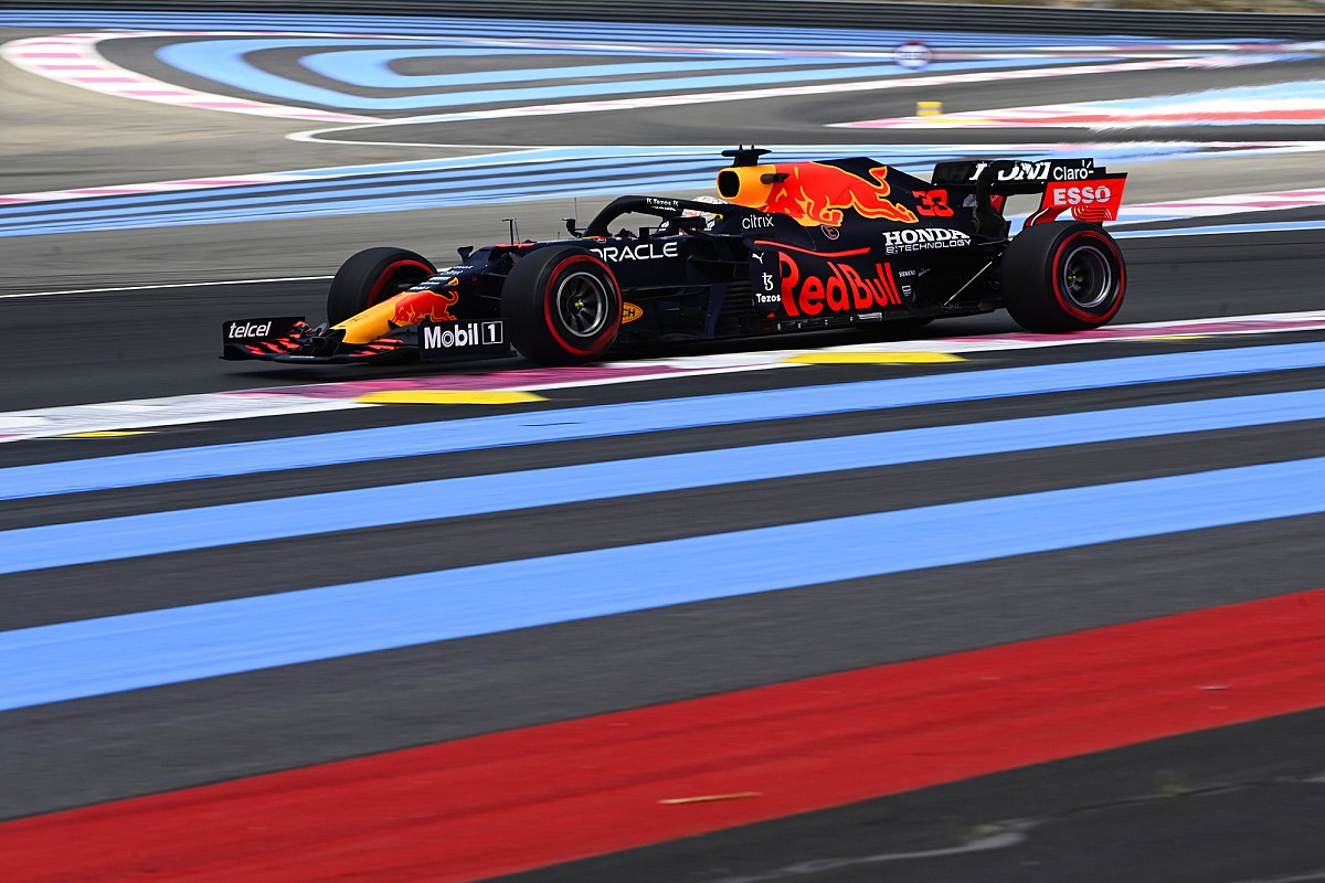 Verstappen within the lead, Alpine confirms - Motor Informed