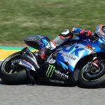 "Suzuki: Rins doing ""what we requested of him"" amidst MotoGP crash run - Motor Informed"