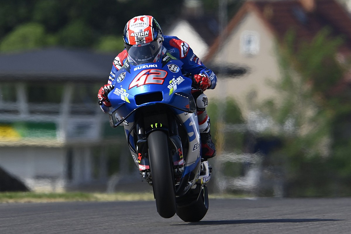 """Rins offended with """"catastrophe"""" MotoGP site visitors scenario in Germany - Motor Informed"""