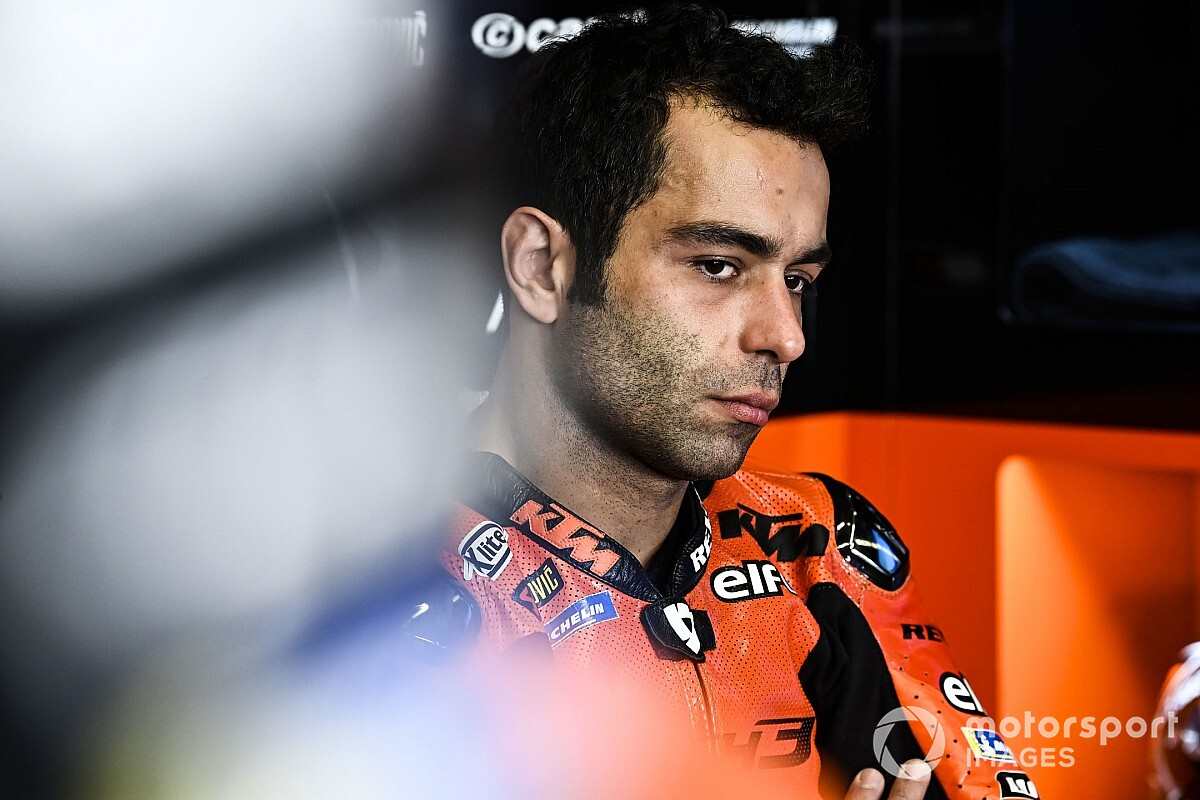 """Petrucci """"cannot be unhappy"""" if 2021 is his ultimate MotoGP season - Motor Informed"""