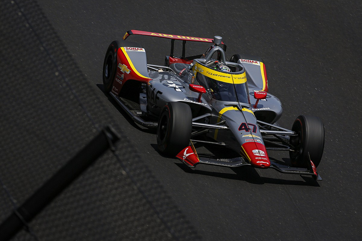 """Daly: Indy 500 lead stint """"proved we belong up there"""" - Motor Informed"""