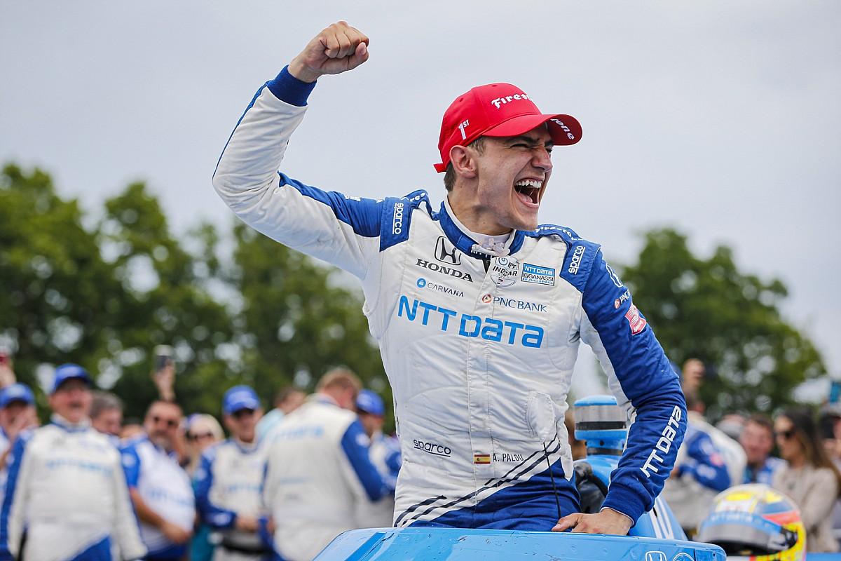 "Palou welcomes ""fortunate"" IndyCar Street America win regardless of Newgarden woes - Motor Informed"