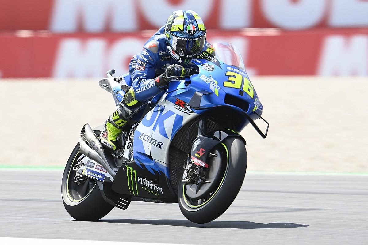 """Mir: Present Suzuki """"not sufficient"""" to combat for MotoGP title - Motor Informed"""