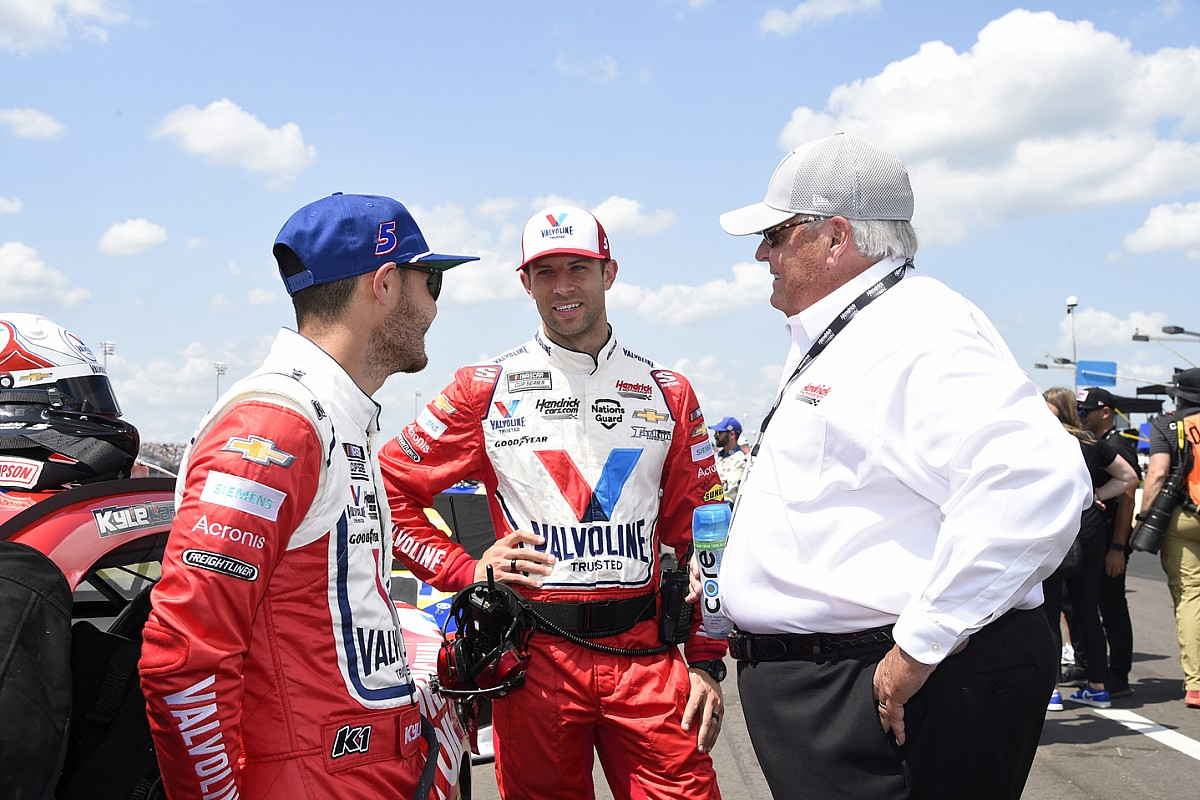 Kyle Larson: NASCAR has all the time been my primary precedence - Motor Informed