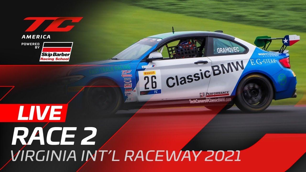 RACE 2 | VIRGINIA | TC AMERICA 2021 - Motor Informed