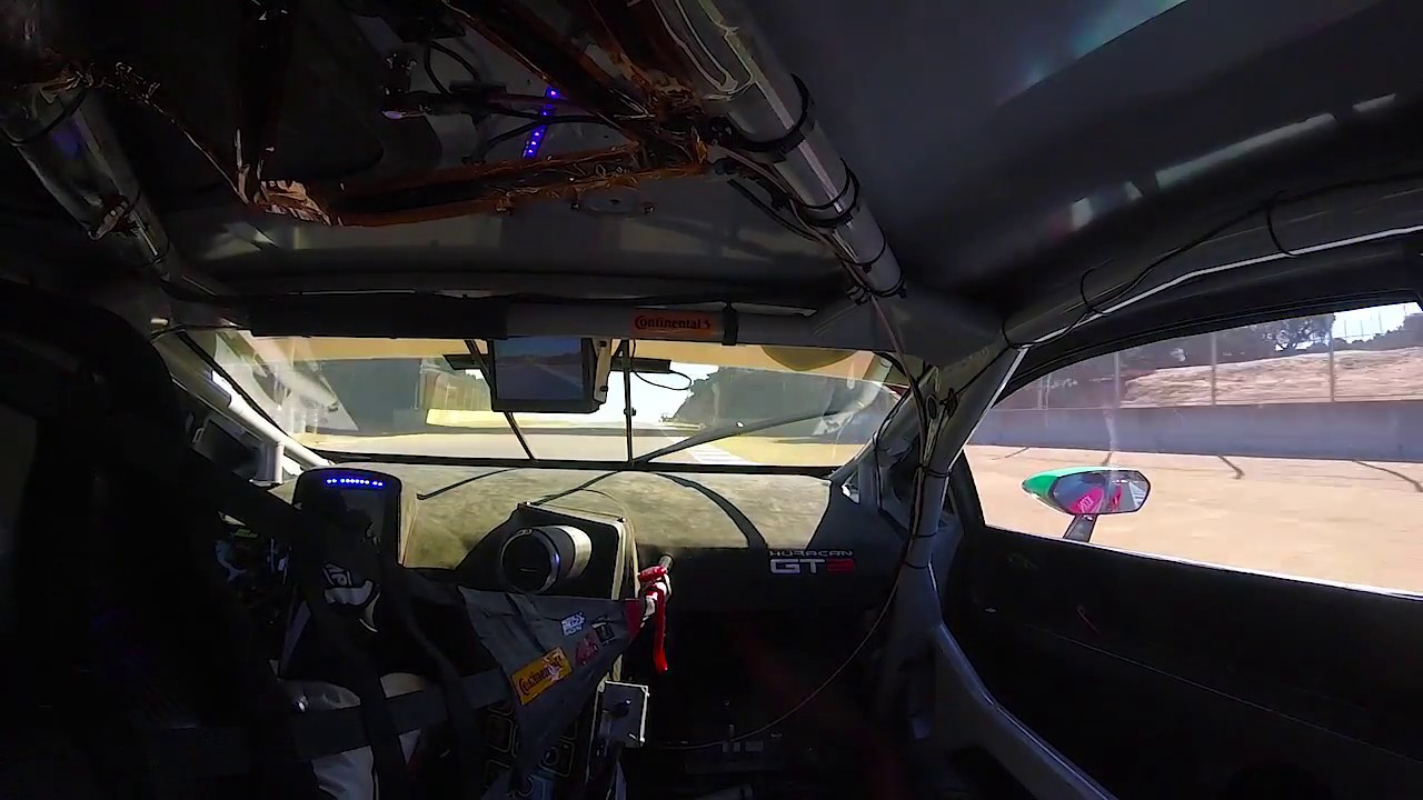 A Lap Around Mazda Raceway Laguna Seca - Motor Informed