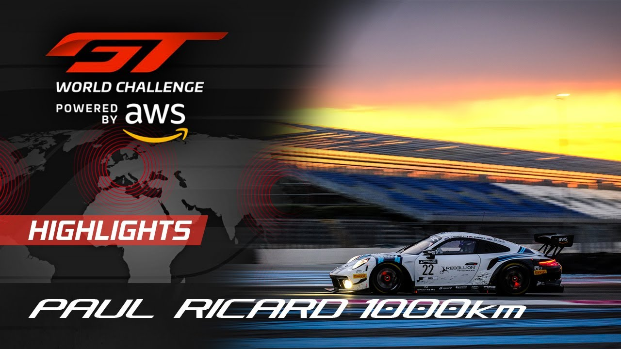 Race Highlights   2021 Circuit Paul Ricard 1000km - Motor Informed