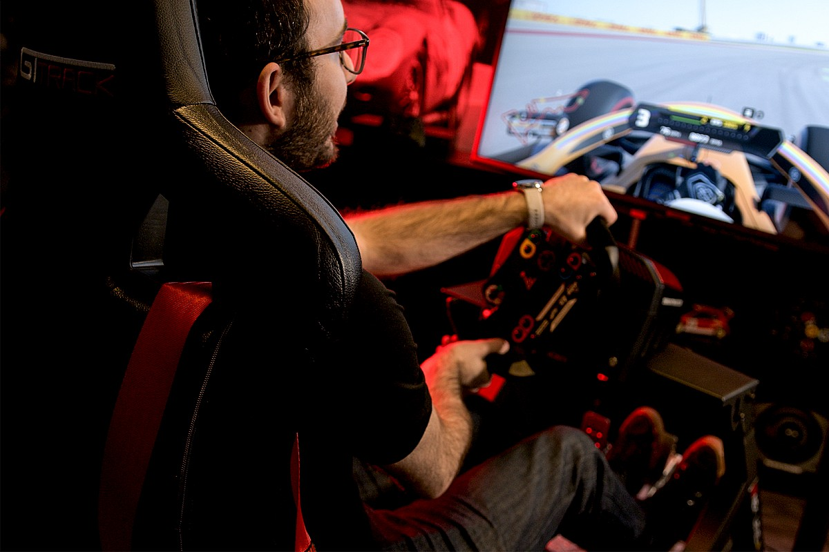 Subsequent Degree Racing GT Monitor cockpit evaluation - Motor Informed