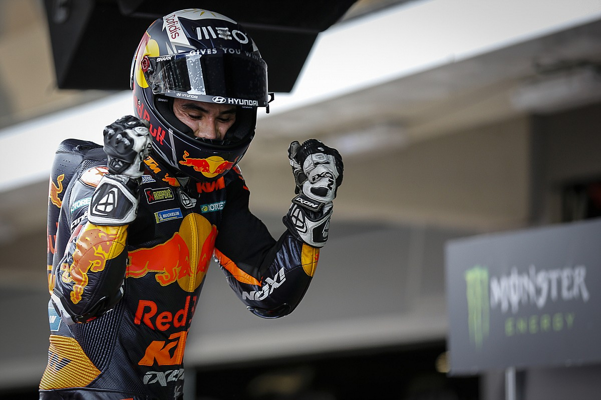 Oliveira: Too early to consider MotoGP title regardless of Catalunya win - Motor Informed