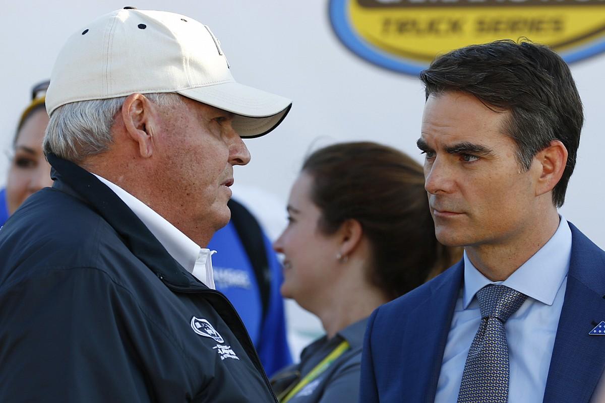 "Gordon: Hendrick Motorsports ""is the place my true ardour lies"" - Motor Informed"