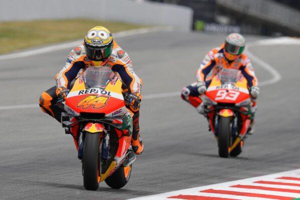 Miller and Espargaro launch Marquez - GP Inside - Motor Informed