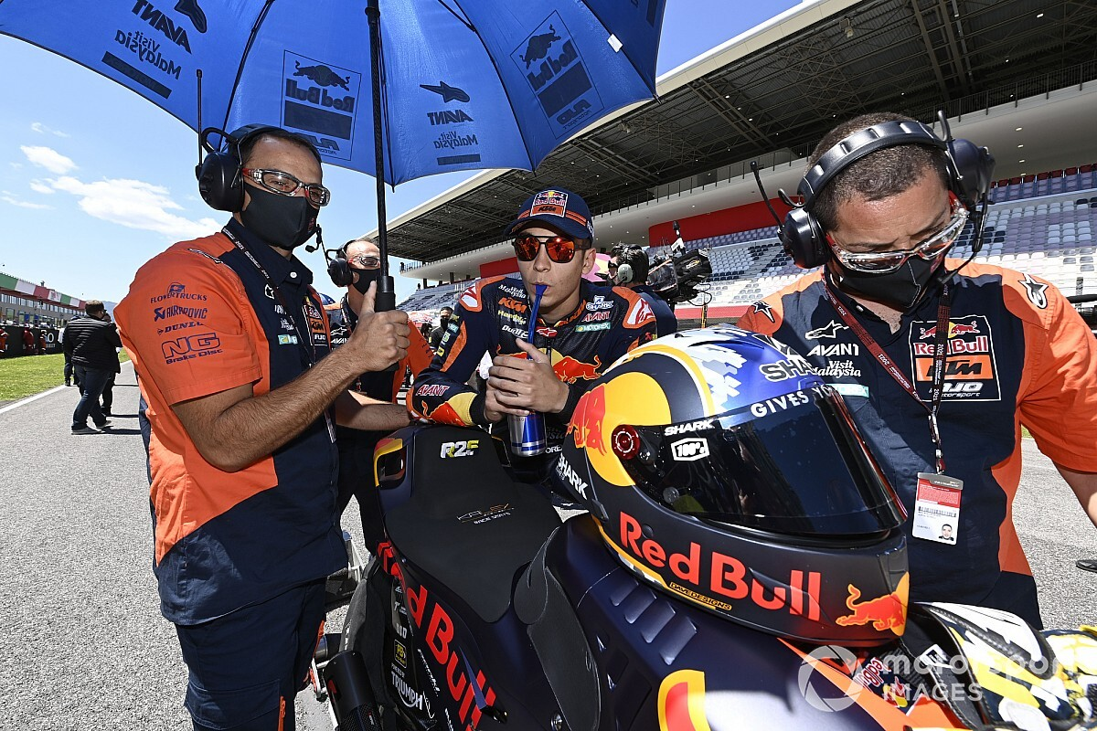 Fernandez to step as much as MotoGP in 2022 with Tech3 KTM - Motor Informed