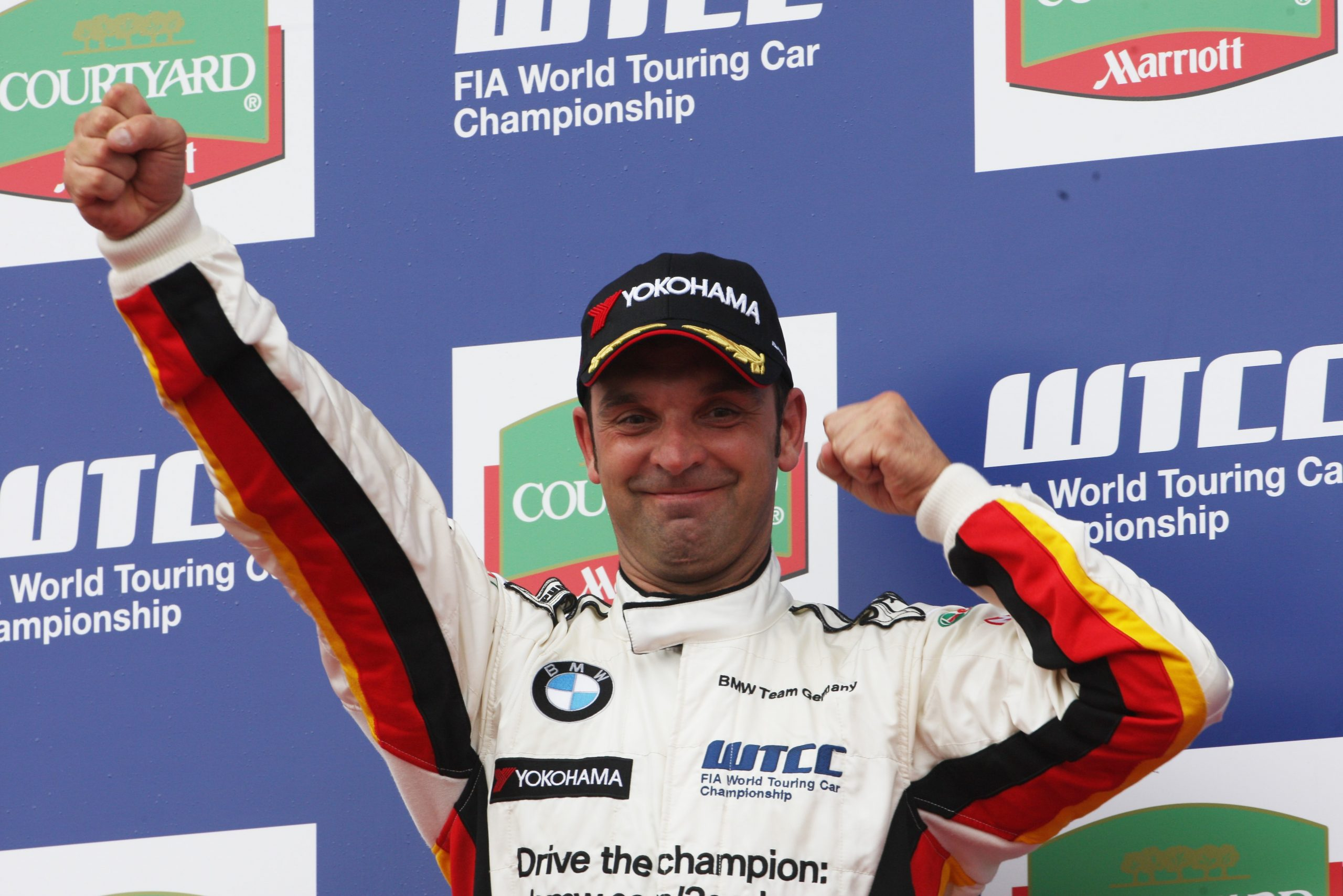 Jorg Muller, WTCC Imola 2008