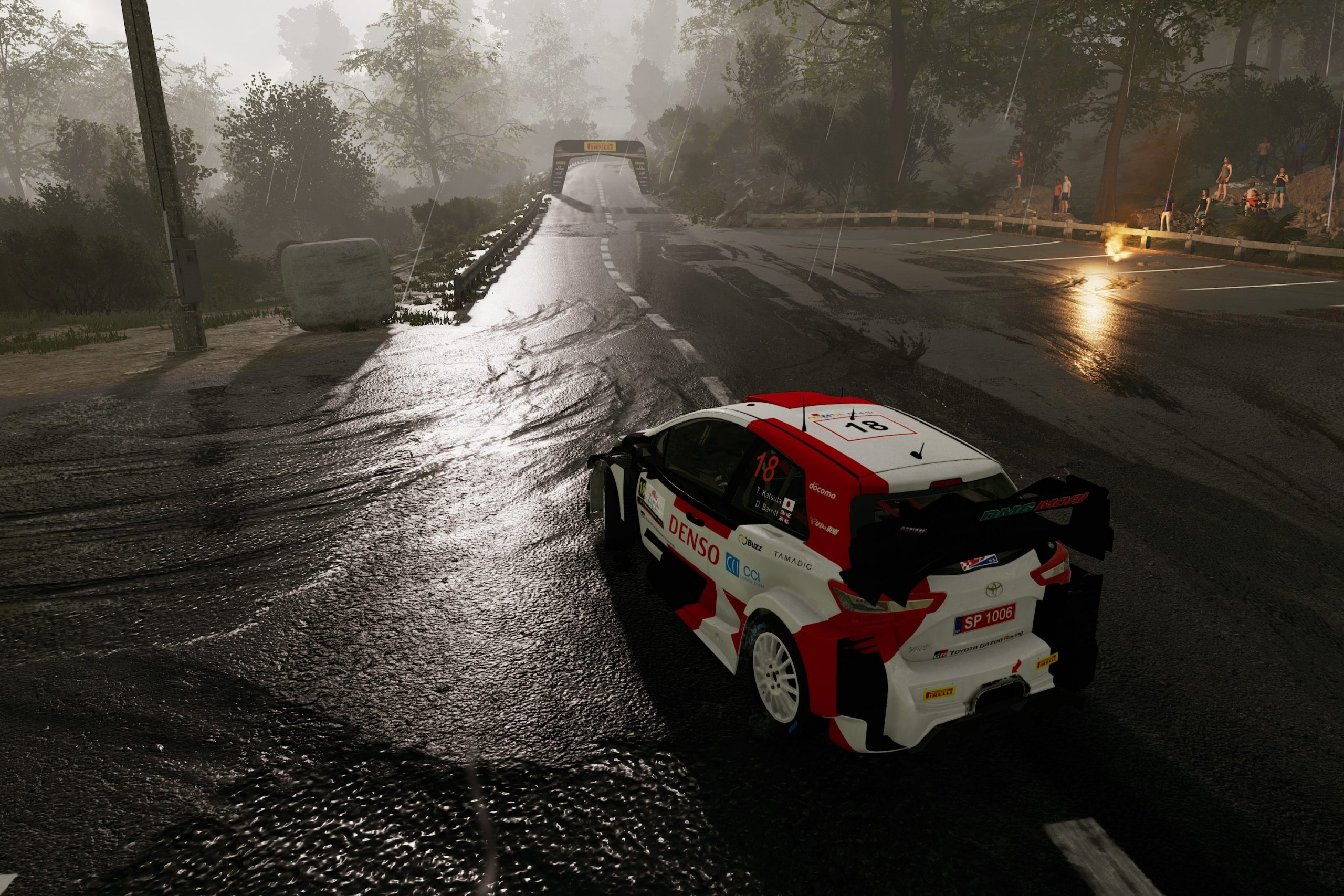 Fingers-on with WRC 10's model new levels and physics - Motor Informed