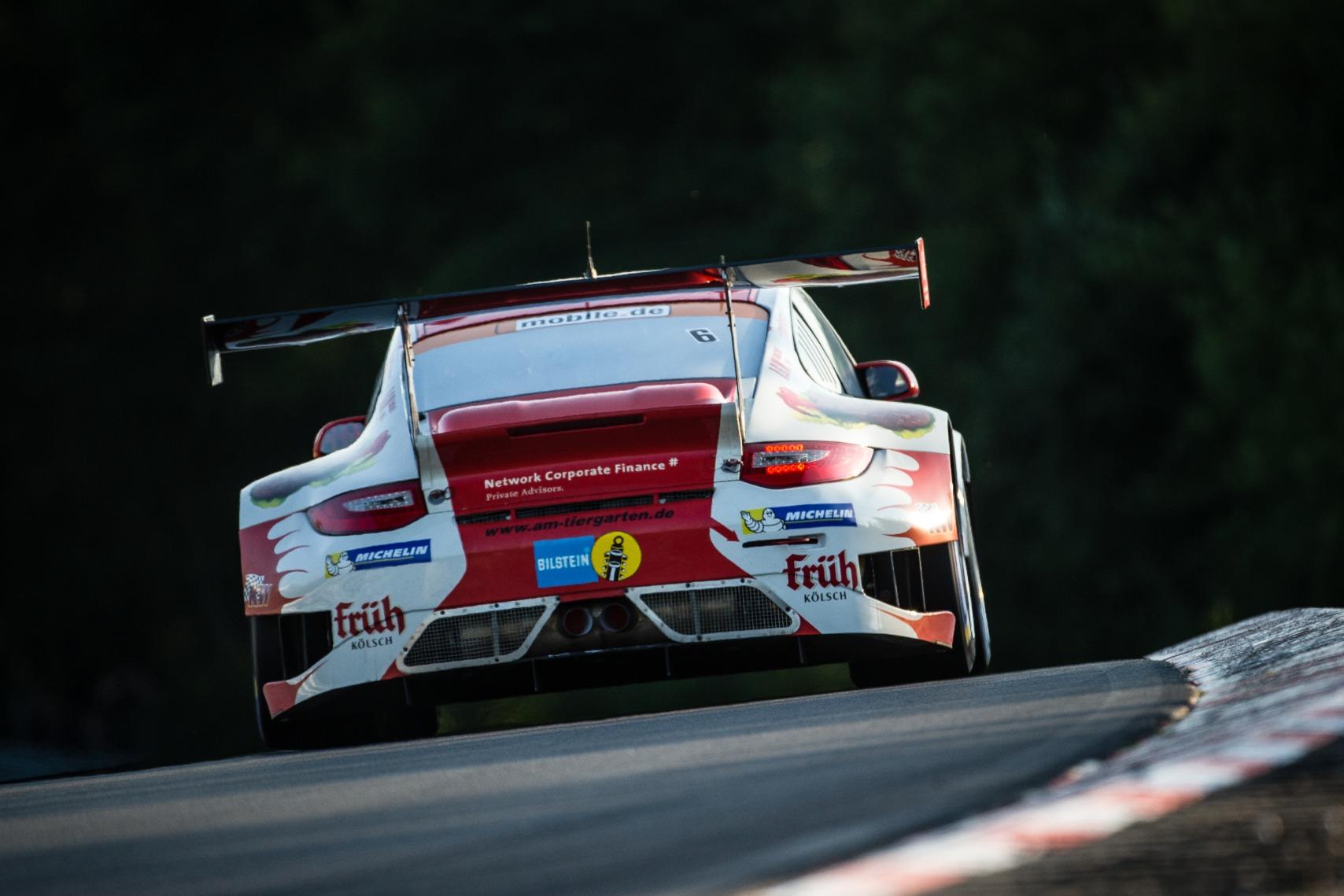Sabine Schmitz, Frikadelli Porsche 2014 Nurburgring 24 Hours