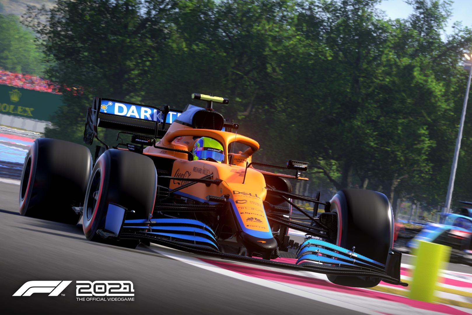 New F1 2021 sport trailer showcases two-player profession, Braking Level - Motor Informed
