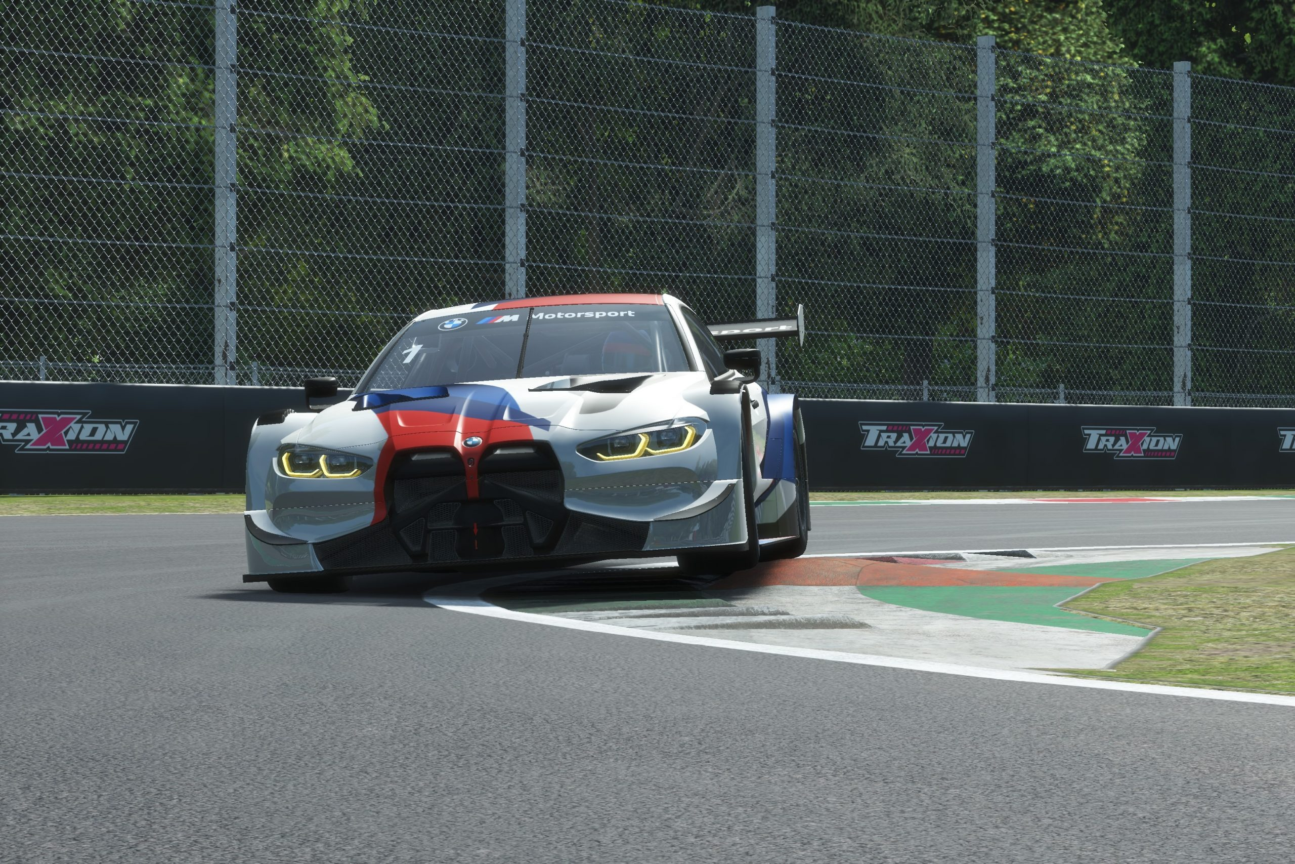Arms-on with the brand new BMW M4 Class1 and Monza in rFactor 2 - Motor Informed