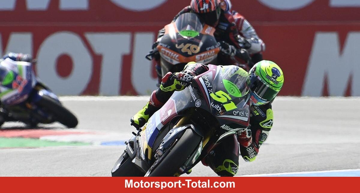 MotoE in Assen: Eric Granado wins - Motor Informed