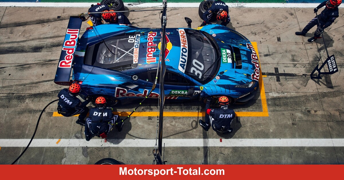 Why the rivals despair of the AF Corse stops - Motor Informed