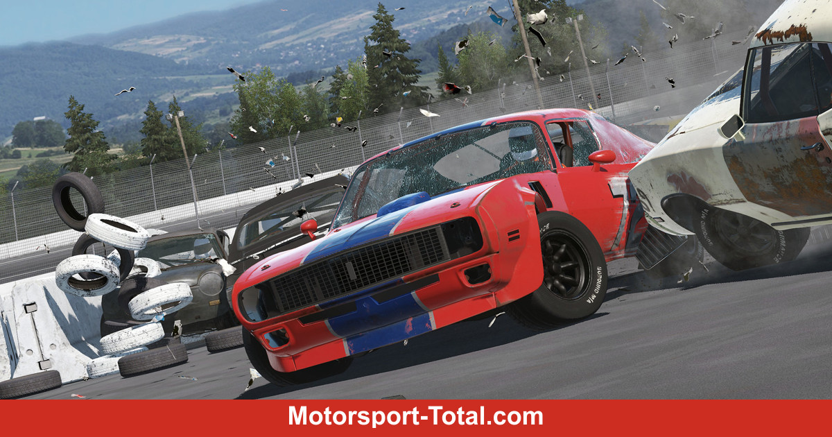 Mega update for PC and console version - Motor Informed