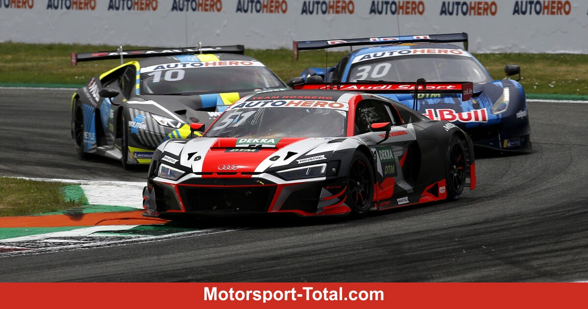 DTM wants to continue to be the fastest GT3 series - Motor Informed