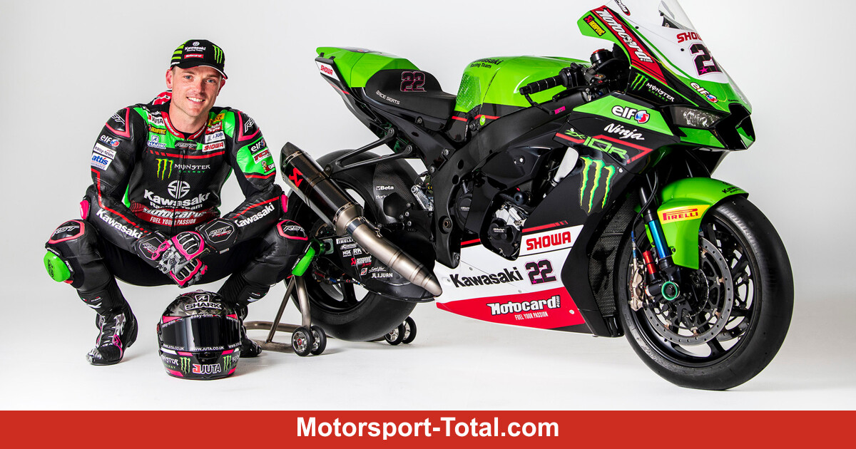 Alex Lowes extends Kawasaki for two years - Motor Informed