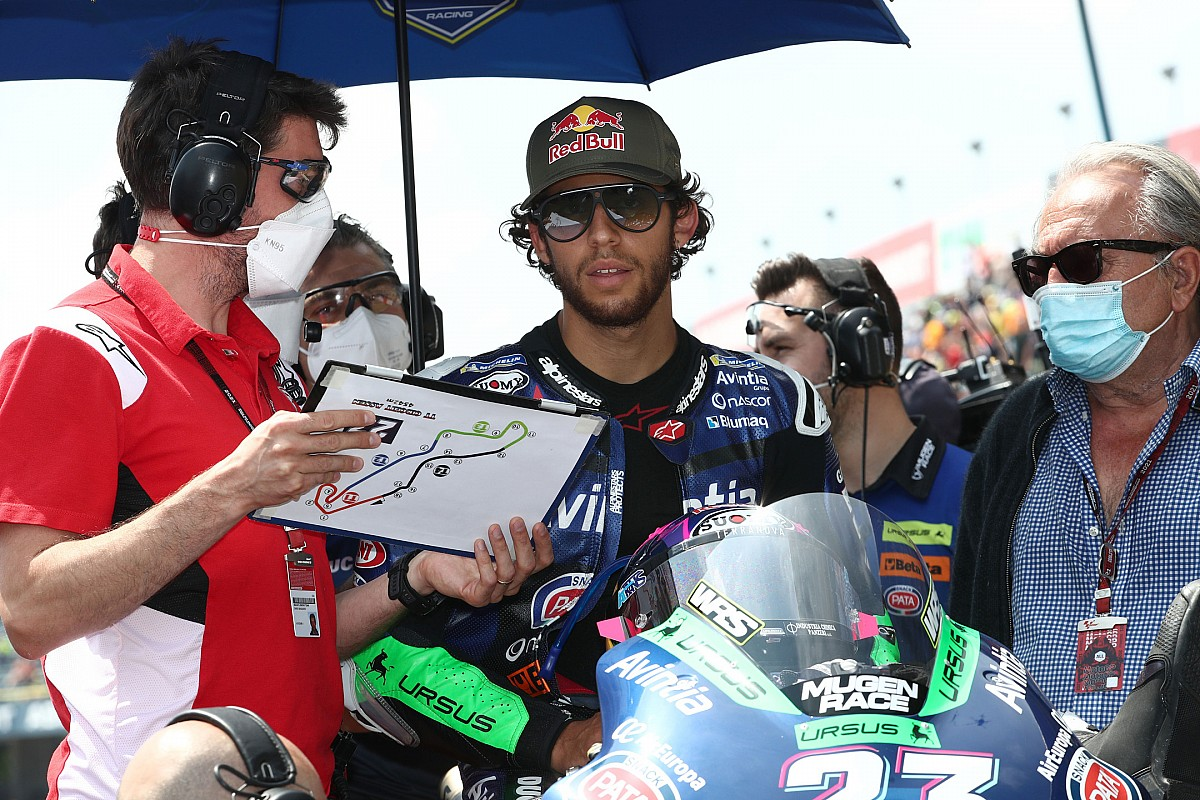 Bastianini could have a Ducati model 2021 within the Gresini group - Motor Informed