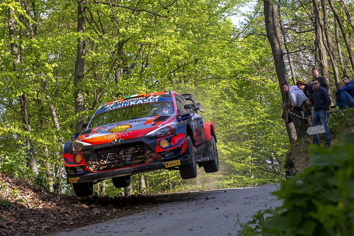 Breen quite than Sordo at Hyundai at Ypres Rally - Motor Informed