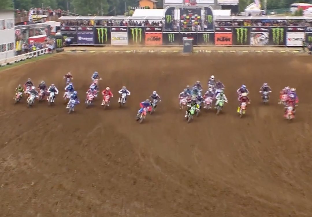 MXGP VIDEO Maggiora: The pictures, Tony Cairoli touches the bang - Motor Informed