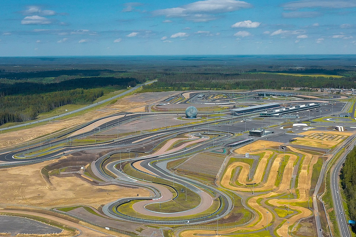 Igora Drive to be prolonged by one kilometer for 2023 Russian GP - Motor Informed