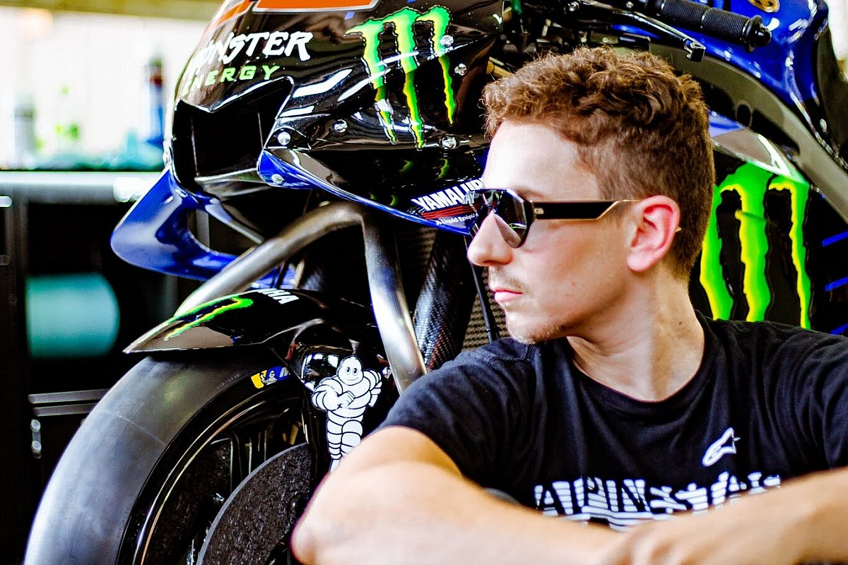 Jorge Lorenzo talks about his contacts with Aprilia and the thrill of retirement - Motor Informed