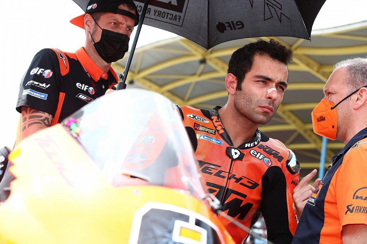 KTM able to assist Danilo Petrucci in Dakar - Motor Informed