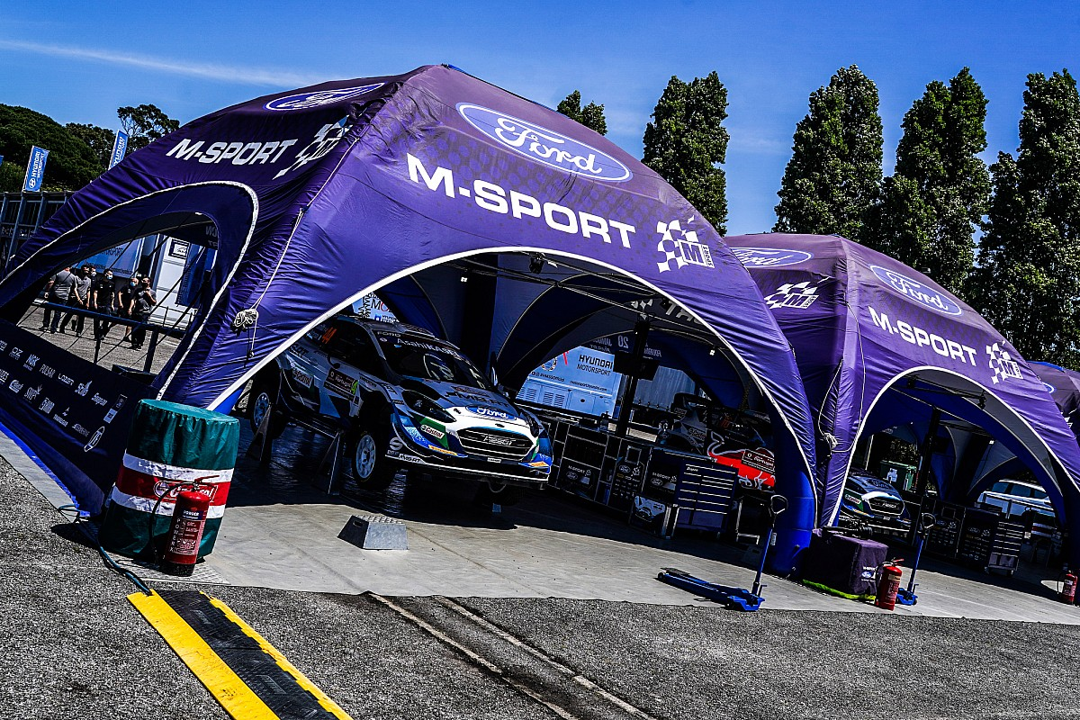 M-Sport able to completely cut back its workers on rallies - Motor Informed
