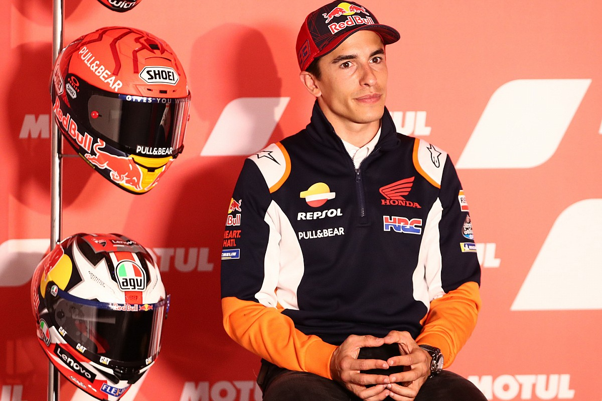 Marquez dissatisfied with Honda growth in his absence - Motor Informed