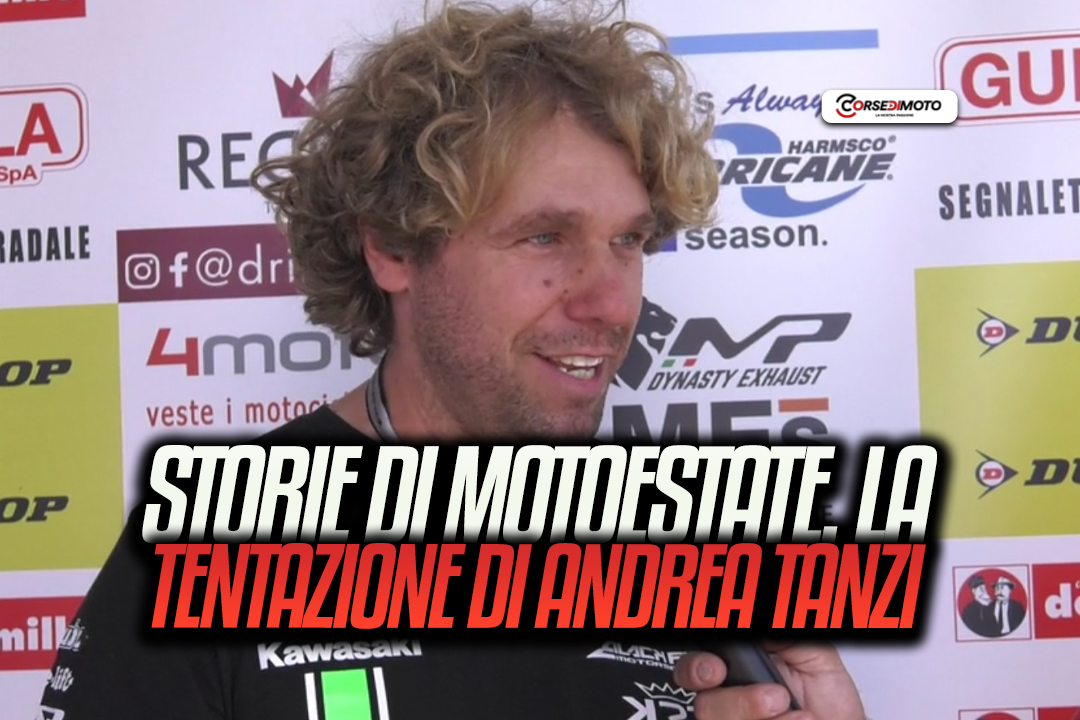 Motoestate tales, the…. temptation by Andrea Tanzi - Motor Informed