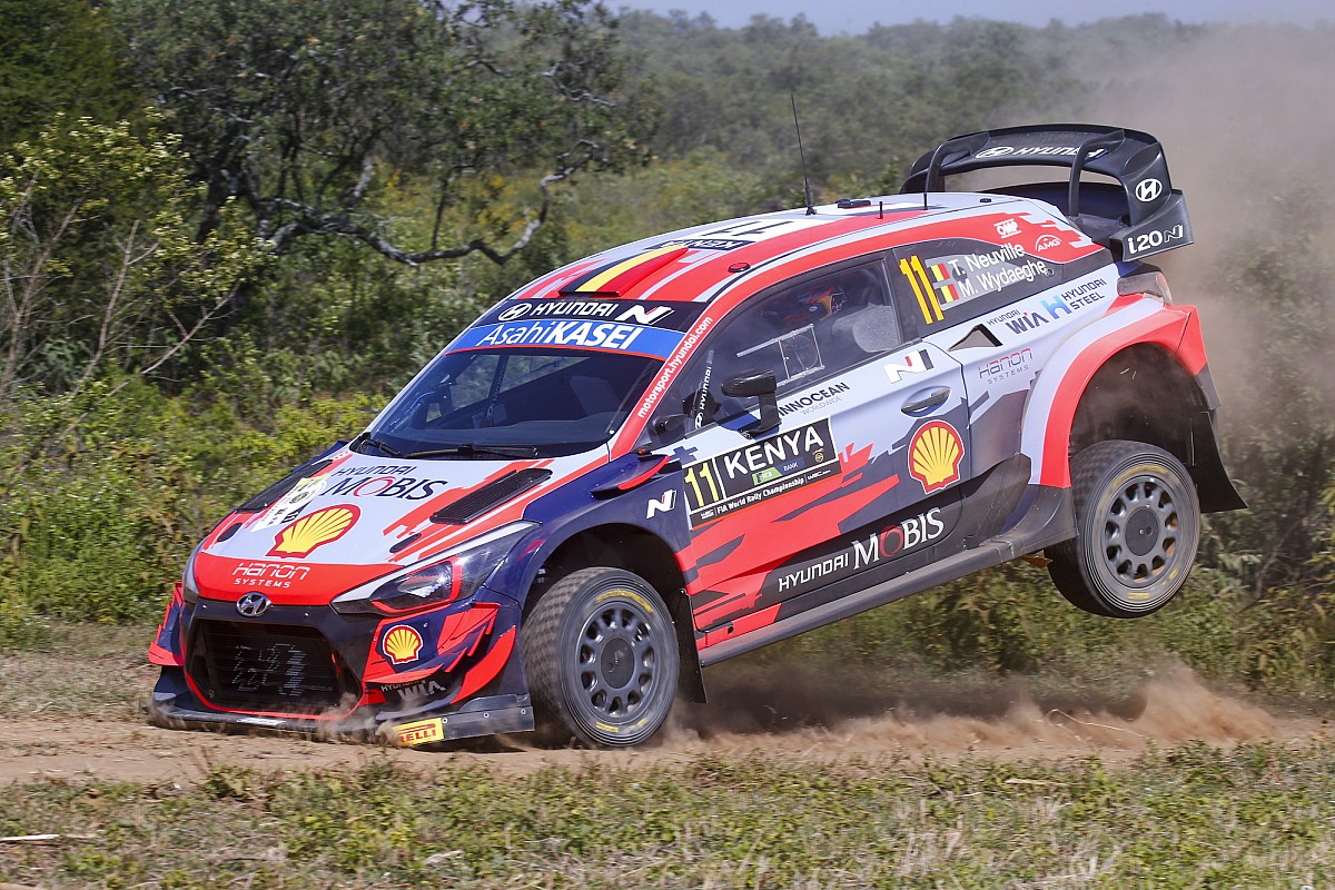 """Neuville after his retirement: """"The shock absorber exploded"""" - Motor Informed"""