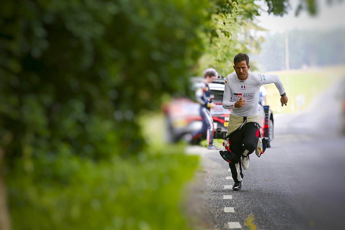 Ogier chasing title, Toyota controls - Motor Informed