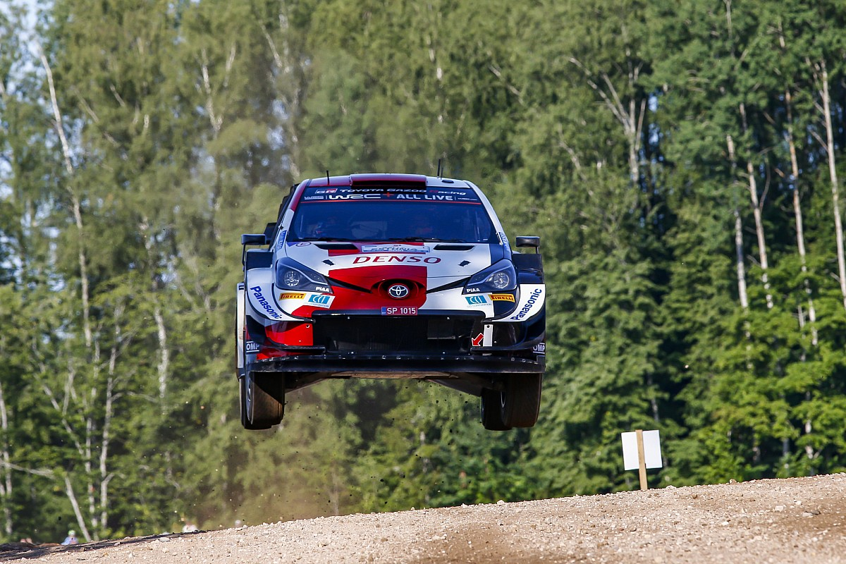 Ogier prepared to assist Toyota together with his Yaris GR Rally1 for 2022 - Motor Informed