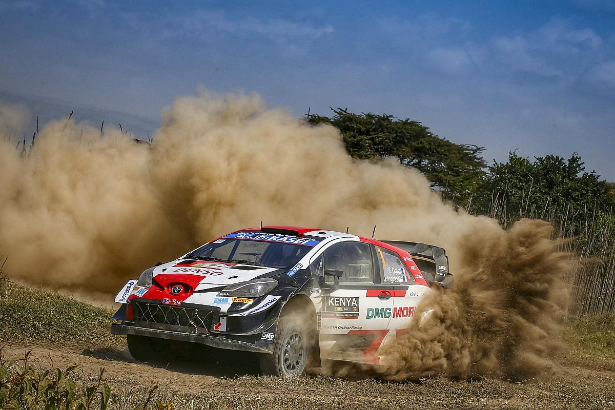 Overwhelming, Ogier affords himself the legendary Safari Rally! - Motor Informed