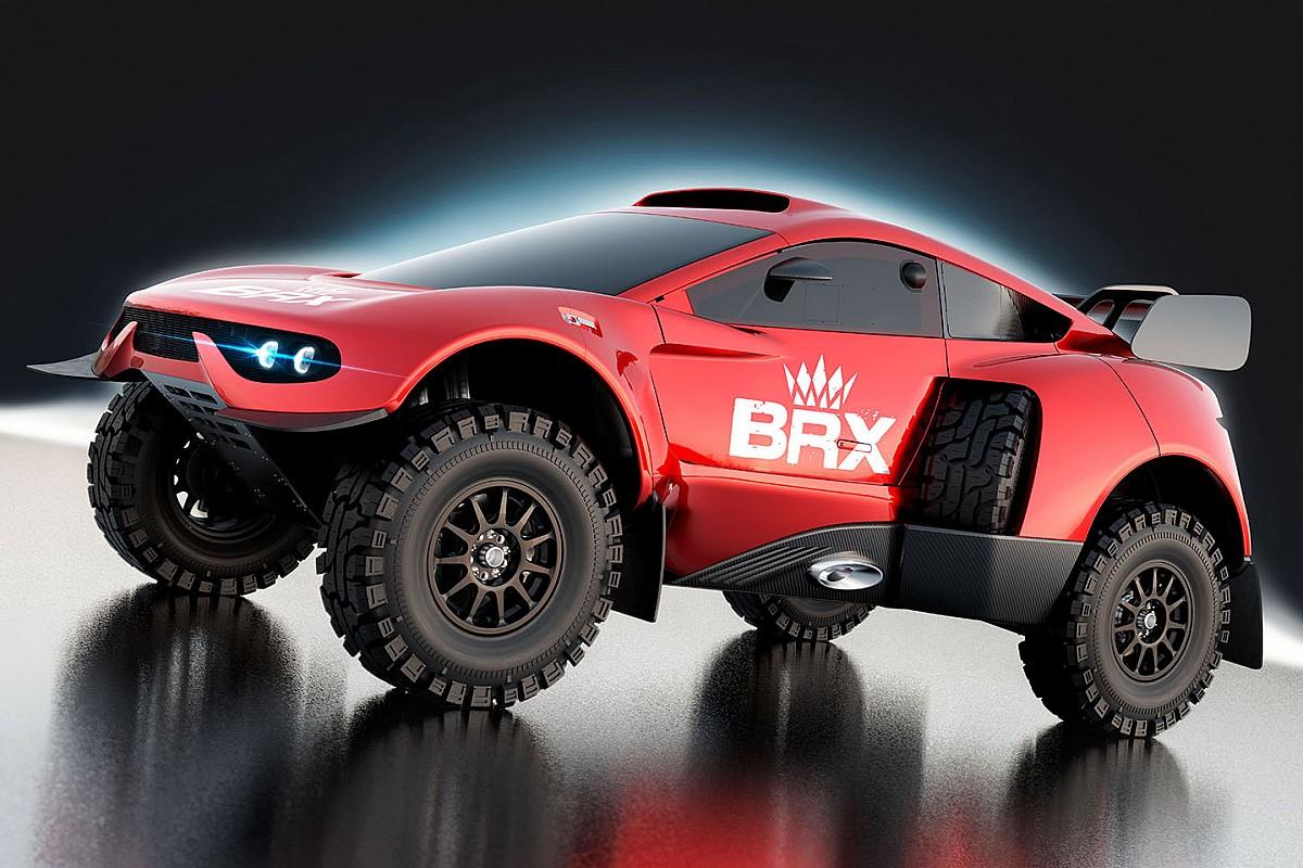 Prodrive presents Loeb's new BRX Hunter - Motor Informed