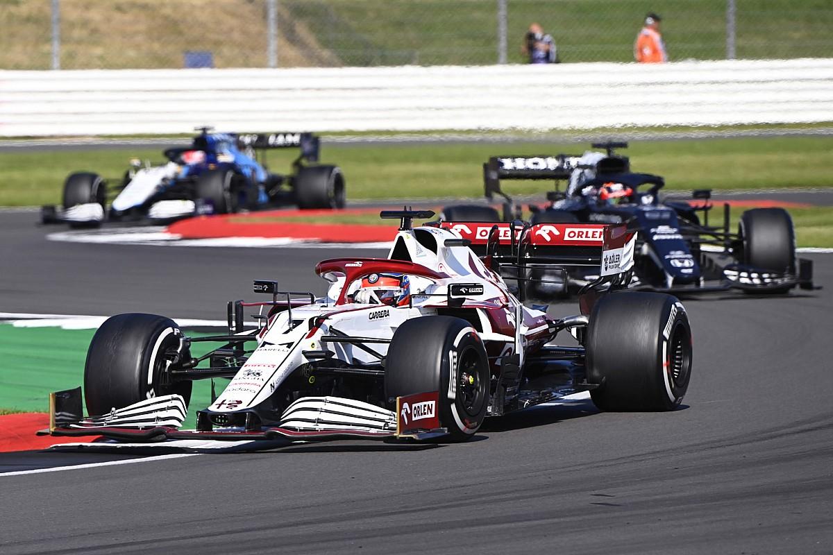 "Räikkönen urges Alfa Romeo to ""get up"" - Motor Informed"