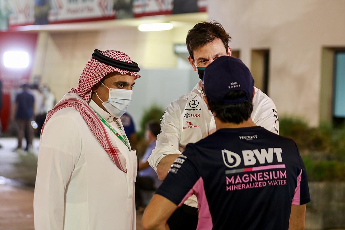 Saudi Arabian GP promoter spoke to pilots - Motor Informed