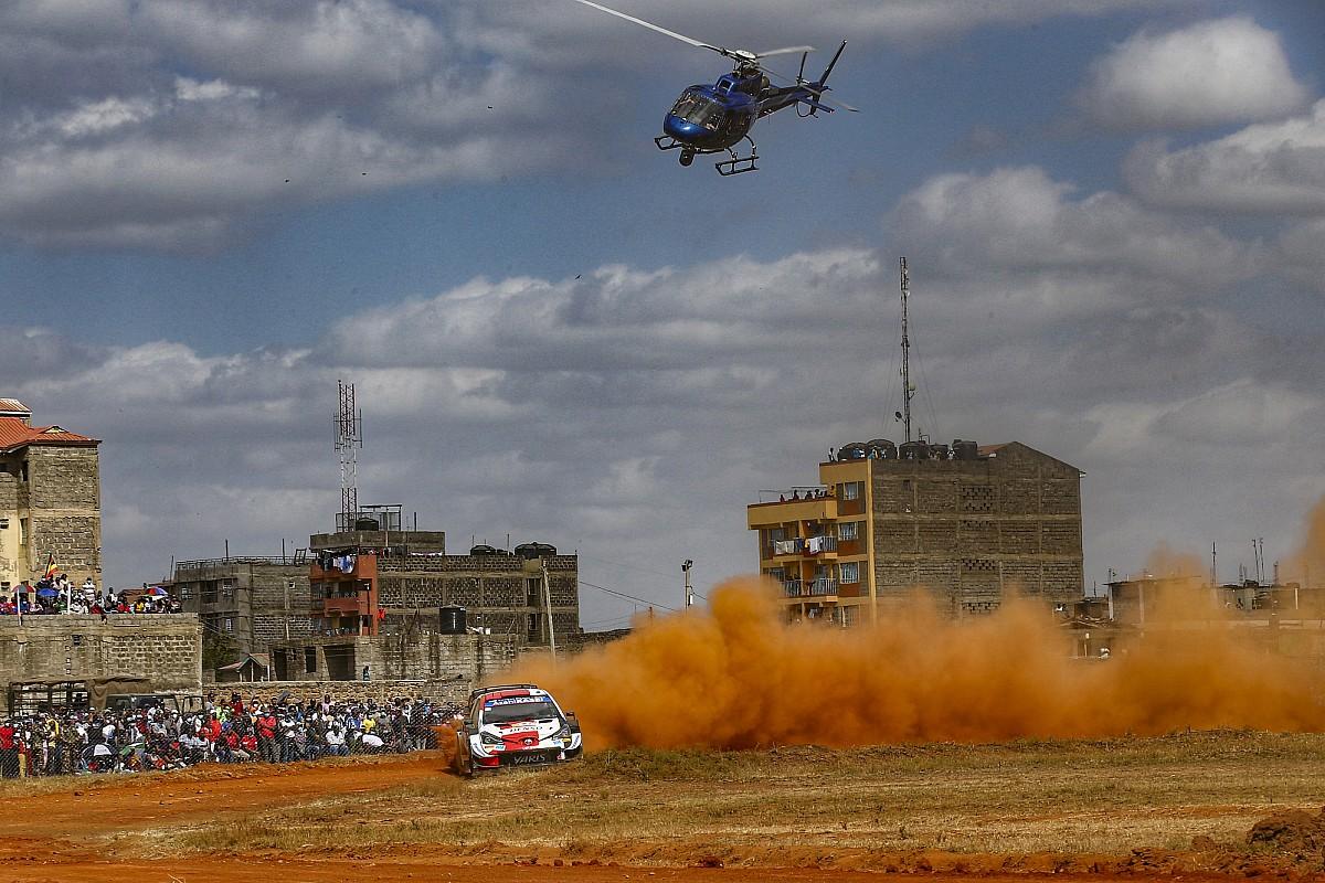 Sébastien Ogier tames the Safari Rally! - Motor Informed
